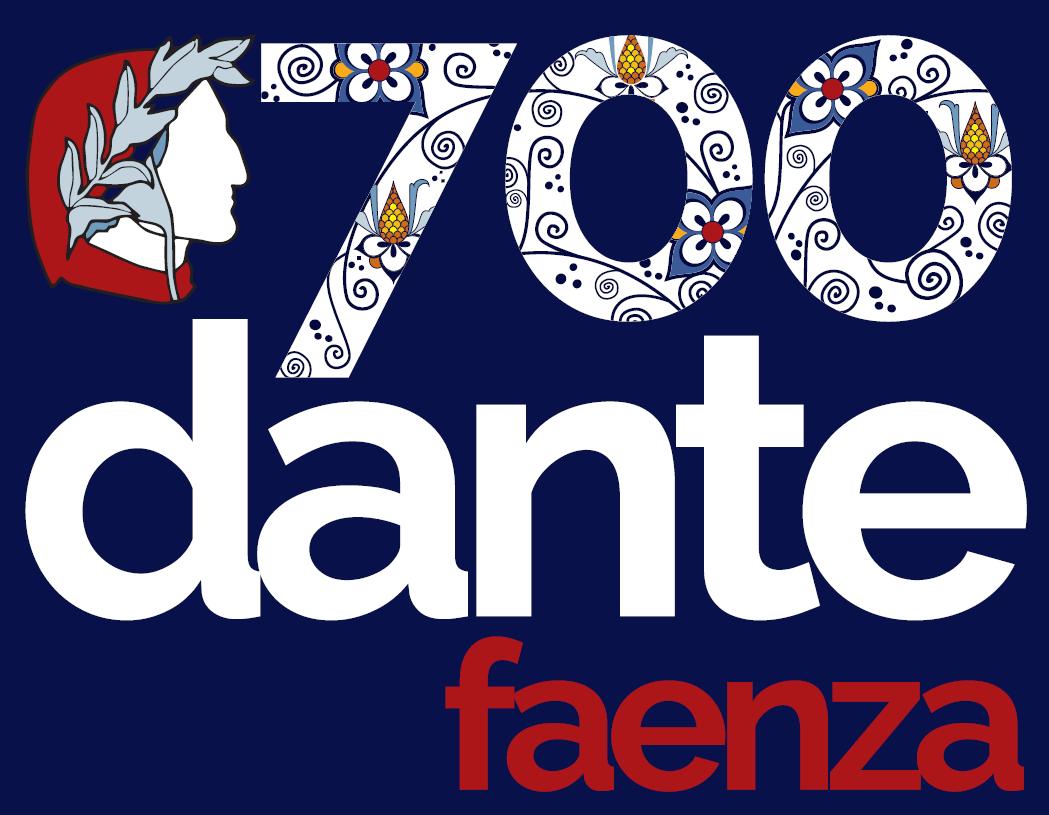 logo 700 dante faenza su fondo scuro