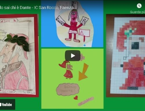 Ma tu lo sai chi è Dante – IC San Rocco Faenza